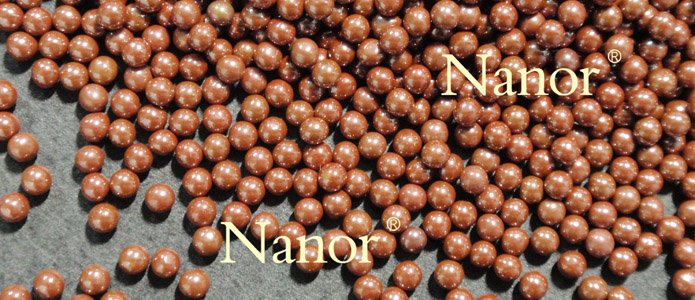 NanorZr-80 Ceria Stabilized Zirconia Beads