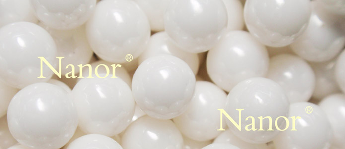 NanorZr-95 Yttria Stabilized Zirconia Beads